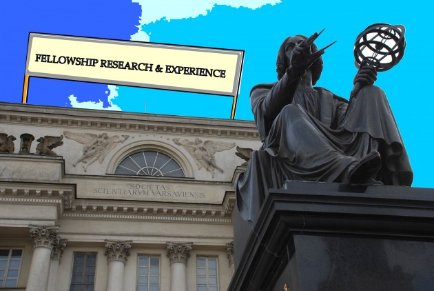 Програма Fellowships Research & Experience